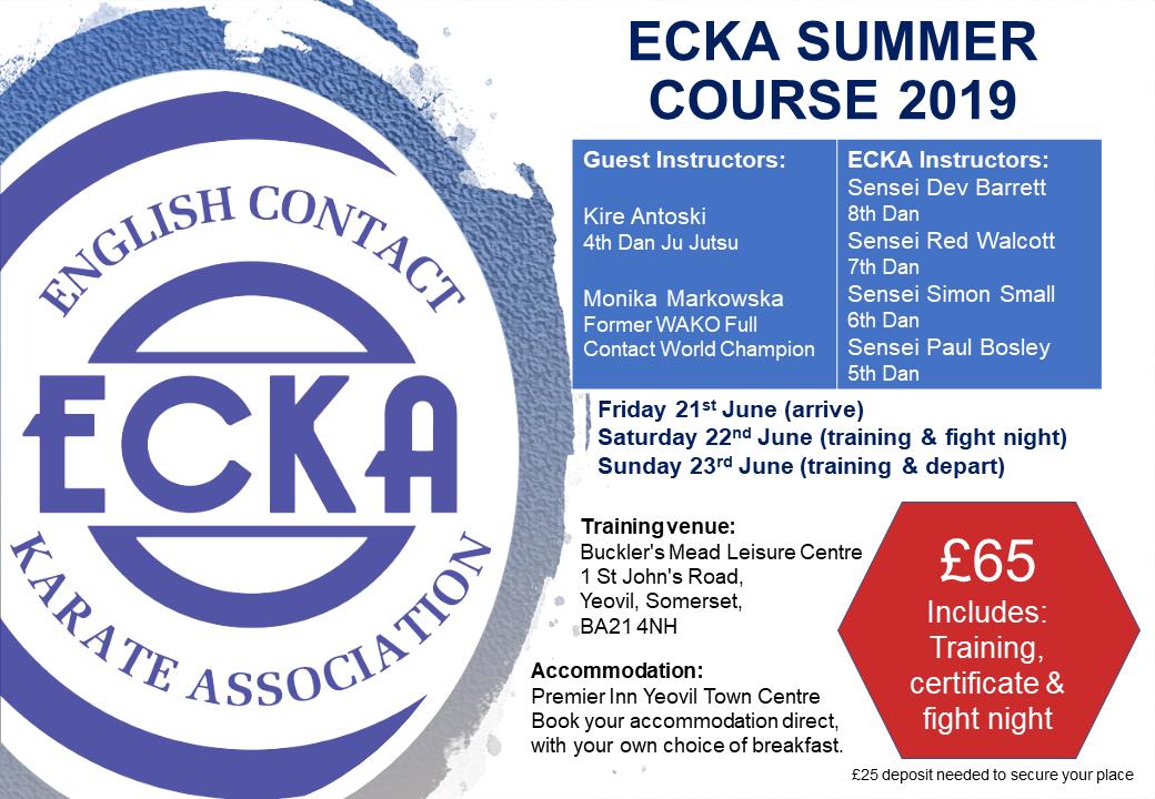 ECKA Summer Course