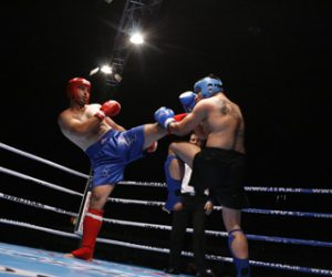 Pictures from Fight Night during Sensei Dev's trip to Iran