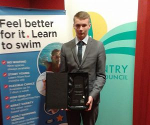 ECKA Kingsthorpe kickboxing student named Young Sportsman of the Year